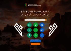 Lampungprov.go.id thumbnail