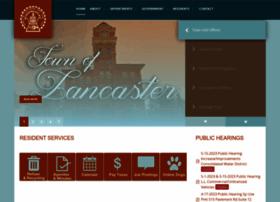 Lancasterny.gov thumbnail