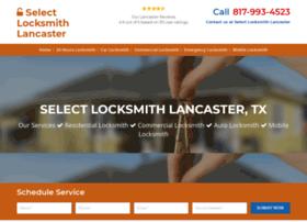 Lancastertxlocksmith.net thumbnail