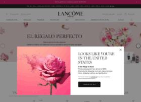 Lancome.com.mx thumbnail