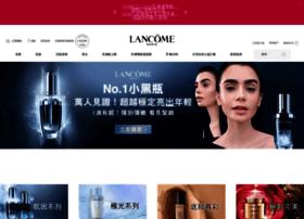 Lancome.com.tw thumbnail