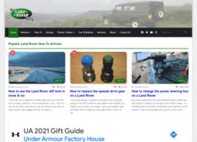 Land-rover-blog.co.uk thumbnail