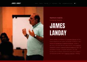 Landay.org thumbnail
