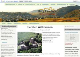 Landeck-burg.de thumbnail