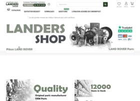 Landers-shop.fr thumbnail