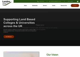 Landex.org.uk thumbnail