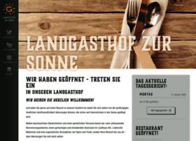 Landgasthofzursonne.de thumbnail