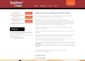 Landhaus-frieda.de thumbnail
