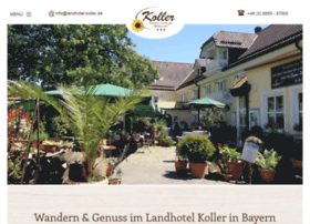 Landhotel-koller.de thumbnail