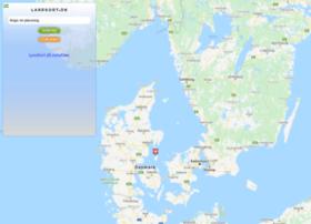 Landkort.dk thumbnail