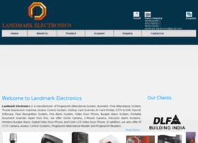Landmarkelectronics.in thumbnail