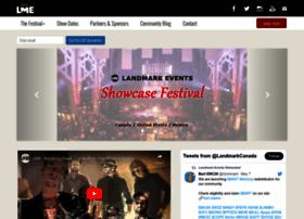 Landmarkevents.net thumbnail