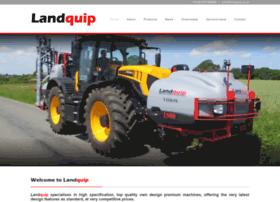 Landquip.co.uk thumbnail