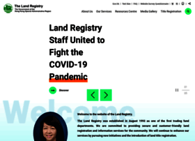 Landreg.gov.hk thumbnail