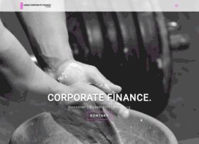 Langecorporatefinance.de thumbnail