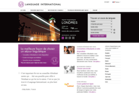 Languageinternational.fr thumbnail