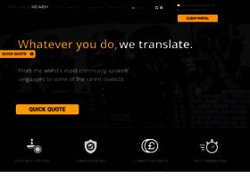 Languagereach.com thumbnail
