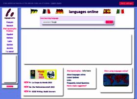 Languagesonline.org.uk thumbnail