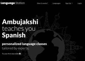 Languagestation.org thumbnail