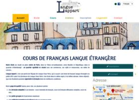 Langueappart.fr thumbnail