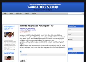 Lankahotgossip.info thumbnail