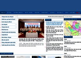 Laocai.gov.vn thumbnail