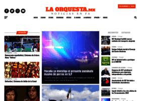 Laorquesta.mx thumbnail