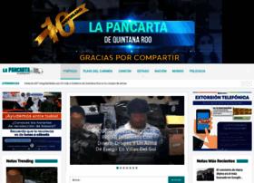 Lapancartadequintanaroo.com.mx thumbnail