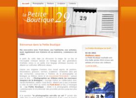 Lapetiteboutique29.fr thumbnail