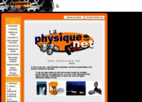 Laphysique.net thumbnail