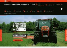 Laporte-kubota.ca thumbnail