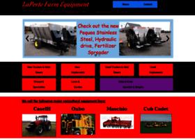 Laportefarmequipment.com thumbnail