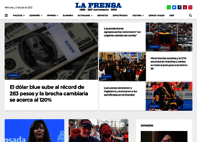Laprensa.com.ar thumbnail
