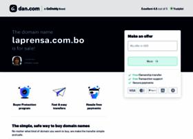 Laprensa.com.bo thumbnail