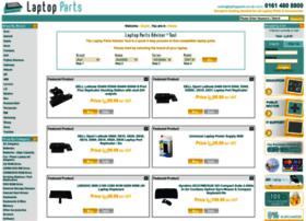 Laptopparts.co.uk thumbnail