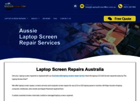 Laptopscreenman.com.au thumbnail