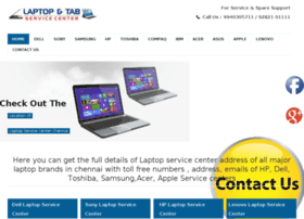 Laptopservicecenter.in thumbnail