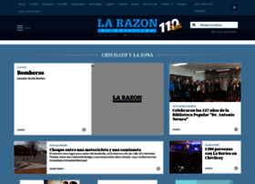 Larazondechivilcoy.com.ar thumbnail