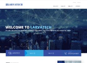 Larvatech.kr thumbnail