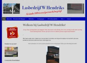 Lasbedrijfwhendriks.nl thumbnail