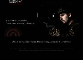 Laserdot-airsoft.com thumbnail