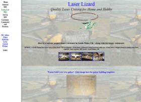 Laserlizard.com thumbnail