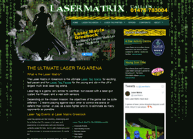 Lasermatrix.biz thumbnail