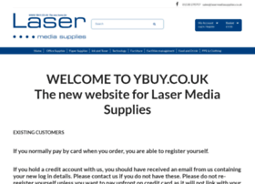 Lasermediasupplies.co.uk thumbnail