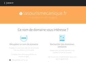 Lasourismecanique.fr thumbnail