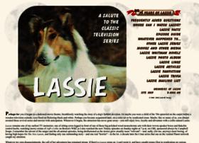 Lassieweb.org thumbnail