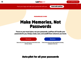 lastpass com at WI  Business Password Manager | LastPass