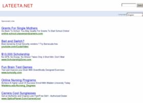 Lateeta.net thumbnail
