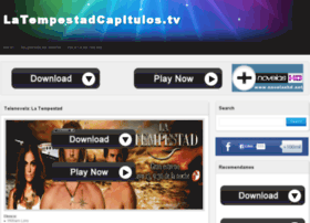 Latempestadcapitulos.tv thumbnail