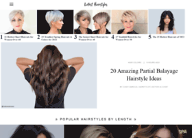 Latest-hairstyles.com thumbnail